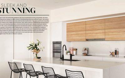 Perth Kitchen – Sleek and Stunning
