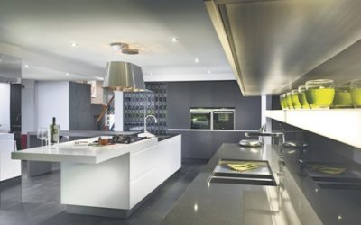 Western Cabinets Clean up in HIA kitchen Awards